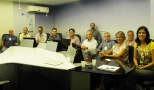 Reunião dos coordenadores da RTMG